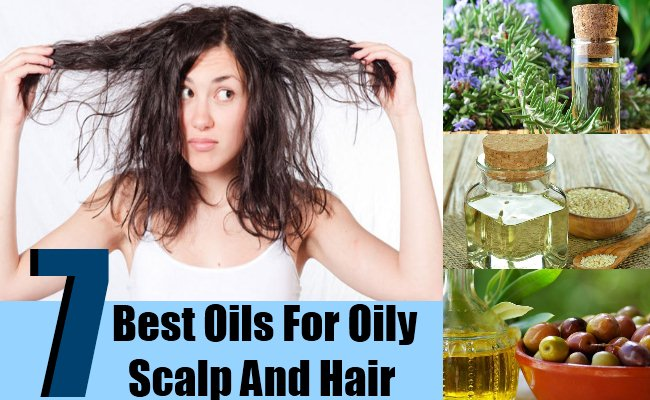 Best Oils For Oily Scalp And Hair