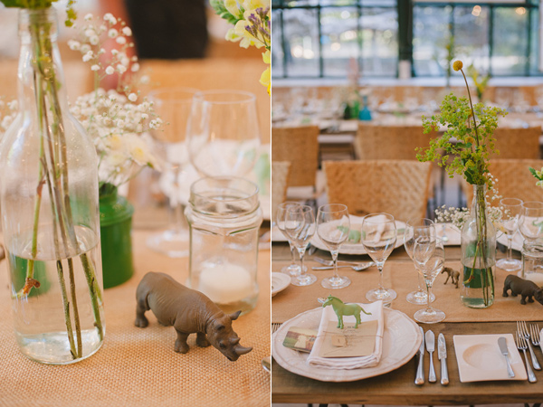 tablescape ideas - photo by Piteira Photography http://ruffledblog.com/whimsical-destination-wedding-in-lisbon