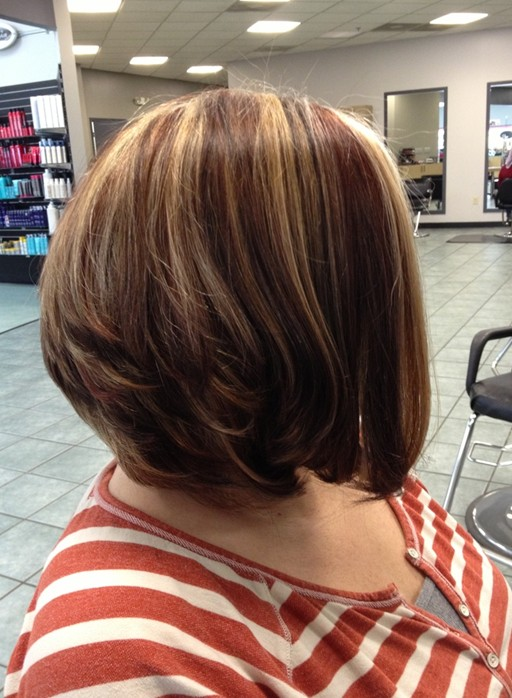 Stacked Bob Hairstyles for Thick Hair