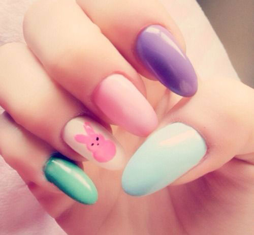 20 Simple Easy Cool Easter Nail Art Designs Ideas Trends Stickers 2015 16 20 Simple, Easy & Cool Easter Nail Art Designs, Ideas, Trends & Stickers 2015
