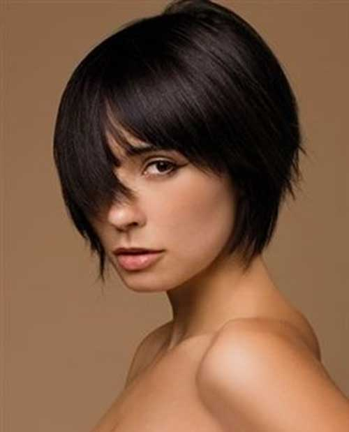 Wispy Short Easy Hairstyles for Women