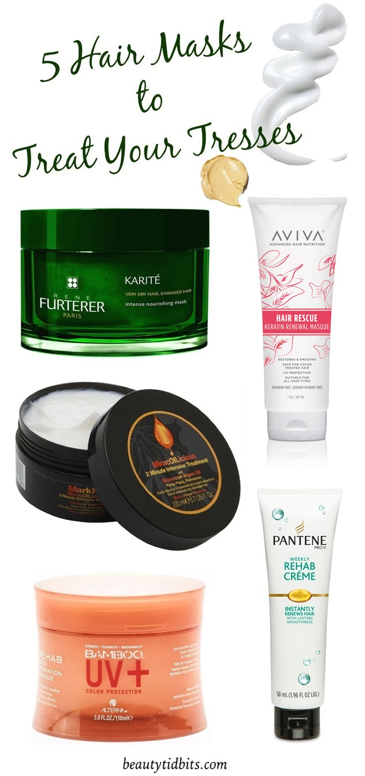 Winter hair woes? Treat your tresses with these ultra-hydrating masks and treatments your thirsty strands need for a quick spring transformation!