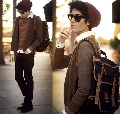 Fashionable Hipster Outfits for Guys (14)