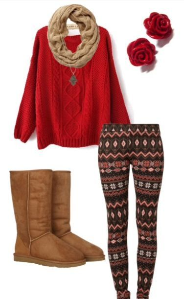 Cute Bonfire Night Outfits ideas (18)