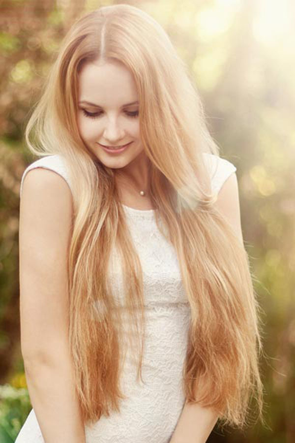 Beautiful Long Length Hairstyles For Girl 2015