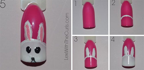 10 Step By Step Easter Nail Art Tutorials For Beginners Learners 2015 10 10 Step By Step Easter Nail Art Tutorials For Beginners & Learners 2015