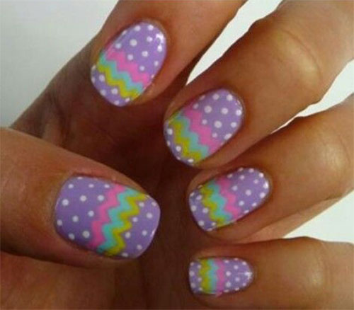 Cute Easter Gel Nail Art Designs Ideas Trends Stickers 2015 6 Cute Easter Gel Nail Art Designs, Ideas, Trends & Stickers 2015