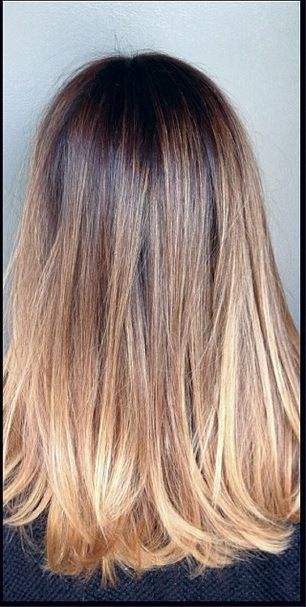 Straight Ombre