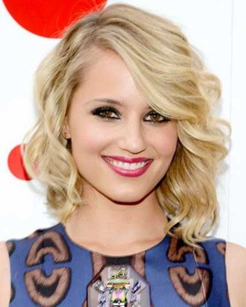 Dianna Agron Short Haircuts