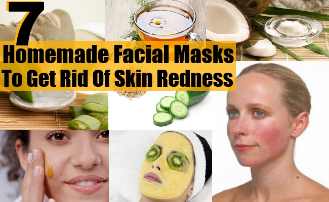 Facial Masks For Skin Redness