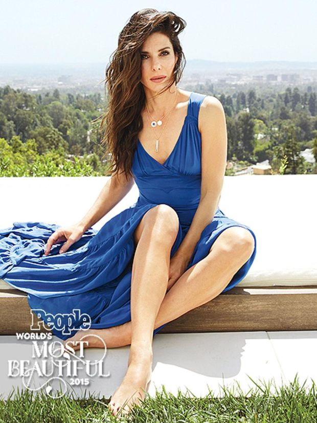 "Sandra Bullock inside People magazine's &quotMost Beautiful"" issue."