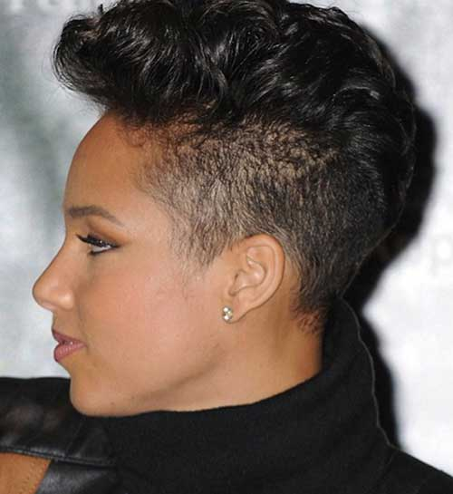 Nice Mohawk for the Black Women