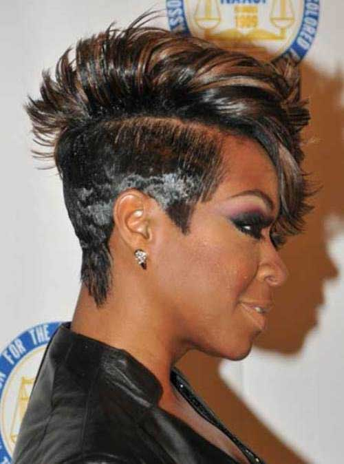 Best Popular Short Black Hairstyles