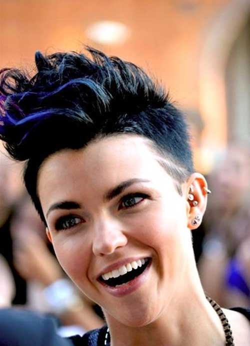 Ruby Rose Different Trends 2014