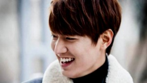 Lee Min Hoo Hairstyles 2015 Brown Hair with Bangs