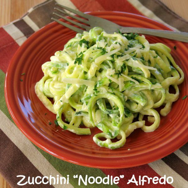Easy Zucchini Noodles