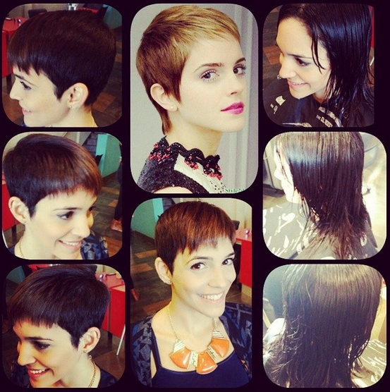 Simple and Easy Short Pixie Hairstyles