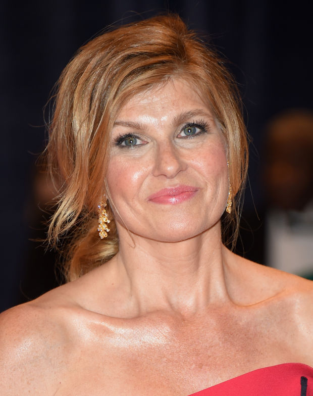 Connie Britton at the 2015 White House Correspondents' Dinner.