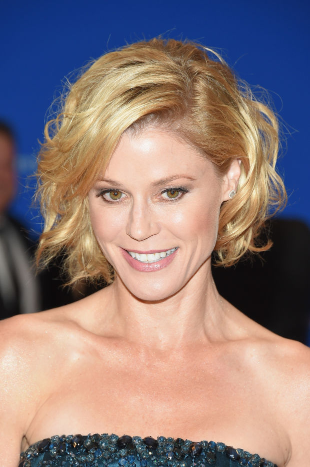 Julie Bowen at the 2015 White House Correspondents' Dinner.