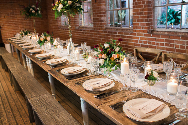 sheer romance wedding at Carondelet House - photo by Brandi Welles Photographer http://ruffledblog.com/sheer-romance-wedding-at-carondelet-house