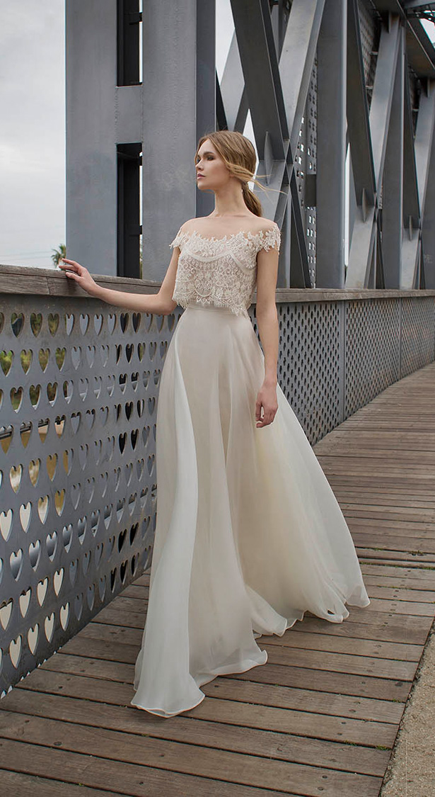 Limorrosen Bridal Urban Dreams Collection Wedding