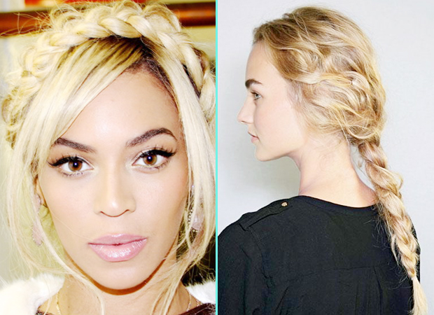 Hairstyles for Coachella