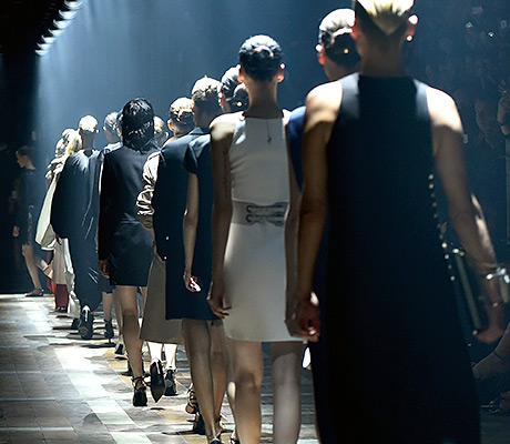 France officially banned the hiring of extremely thin models for the runway in a law passed on Friday, April 3.