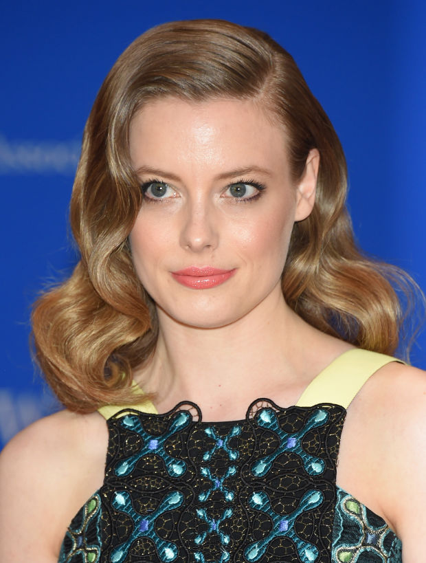 Gillian Jacobs at the 2015 White House Correspondents' Dinner.