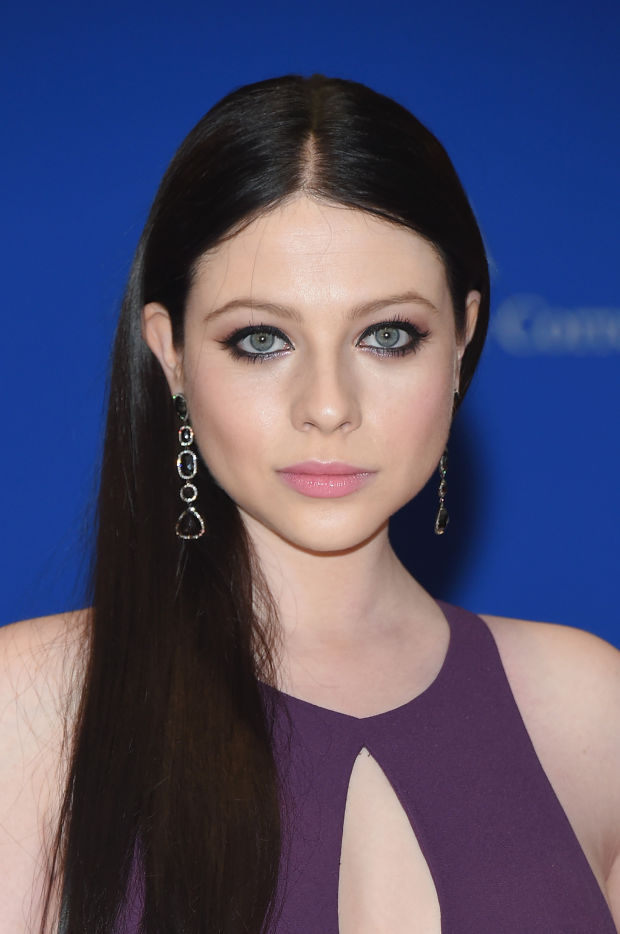 Michelle Trachtenberg at the 2015 White House Correspondents' Dinner.