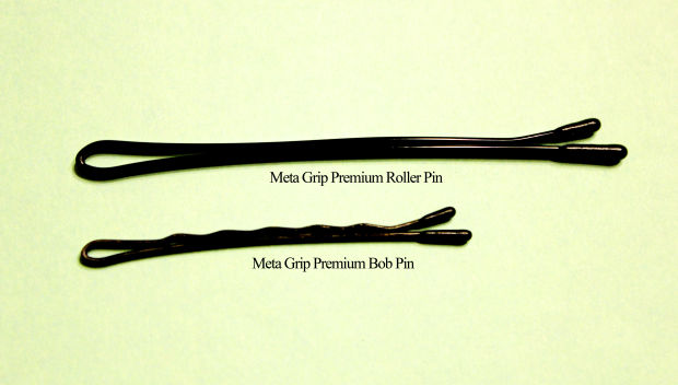 Meta Grip's Premium Roller Pins are larger than the Premium Bob Pins.