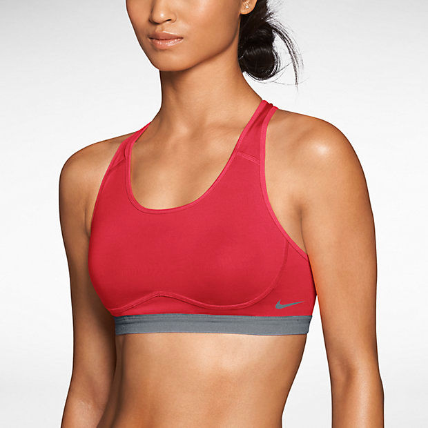The Nike Pro Fierce Bra will keep the girls in place.
