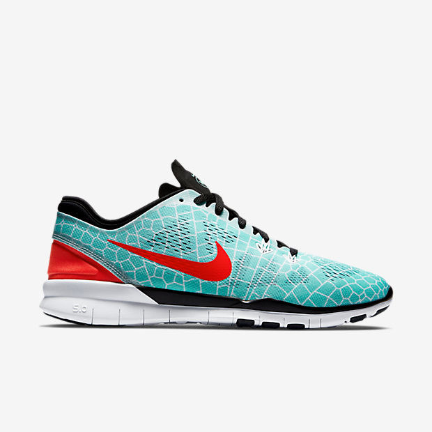 The Nike Free 5.0 TR Fit 5 comes in 6 vibrant colours.