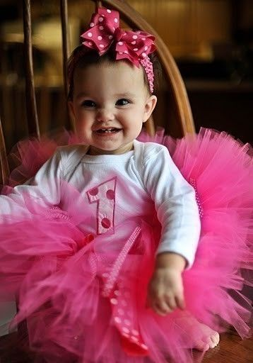 baby girl 1st birthday outfits (2)