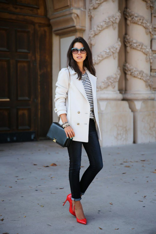 Easy Outfit for Early Spring