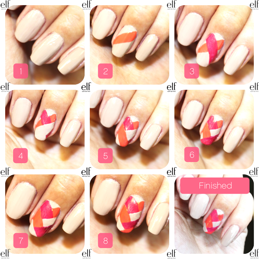 Effortless Nail Art Patterns For Novices – Step By Stage Tutorials ...