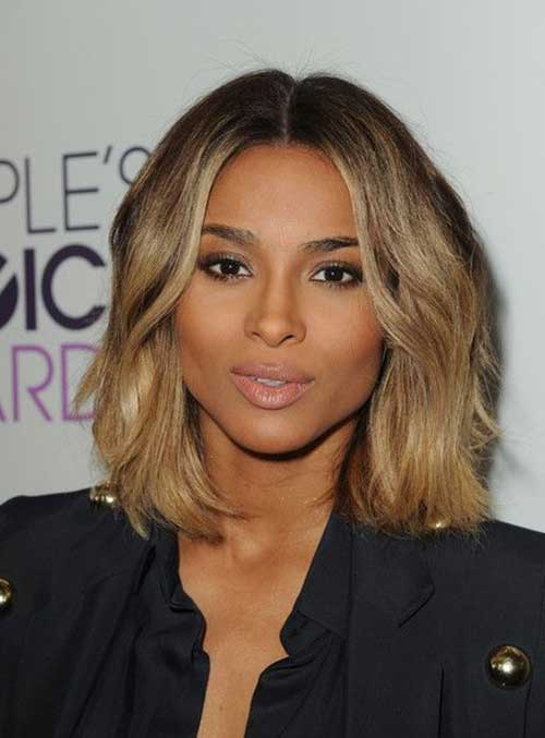 Short Wavy Haircuts for Black Females