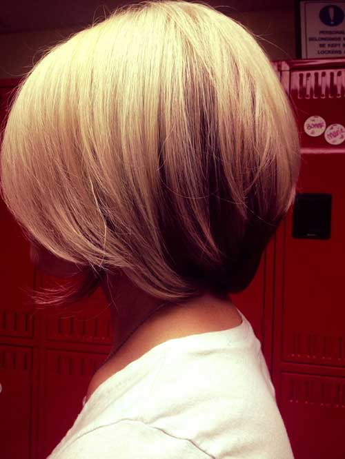 Nice Short Layered Bob Hairstyles