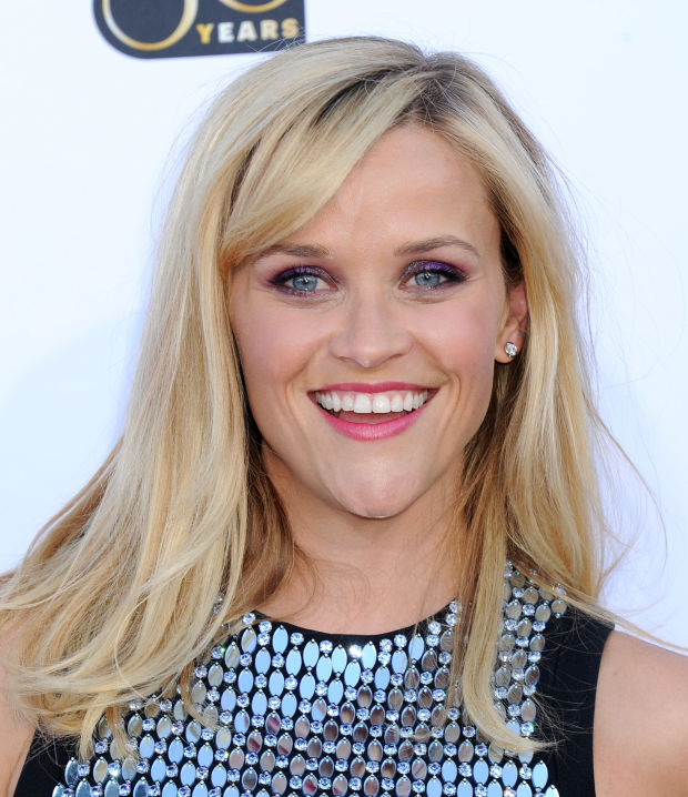 Reese Witherspoon at the 2015 ACM Awards.