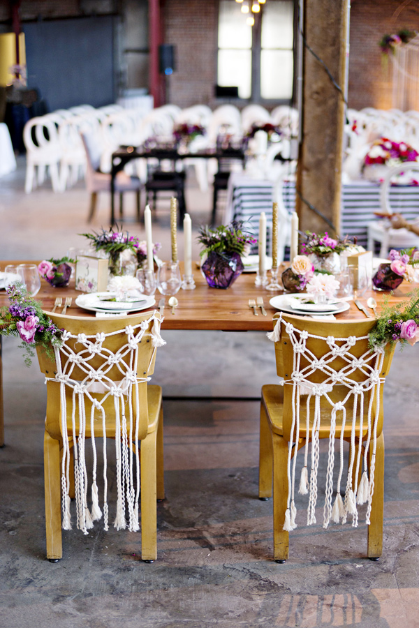 boho wedding inspiration - photo: Andie Freeman - http://ruffledblog.com/wanderlust-inspired-wedding-in-los-angeles