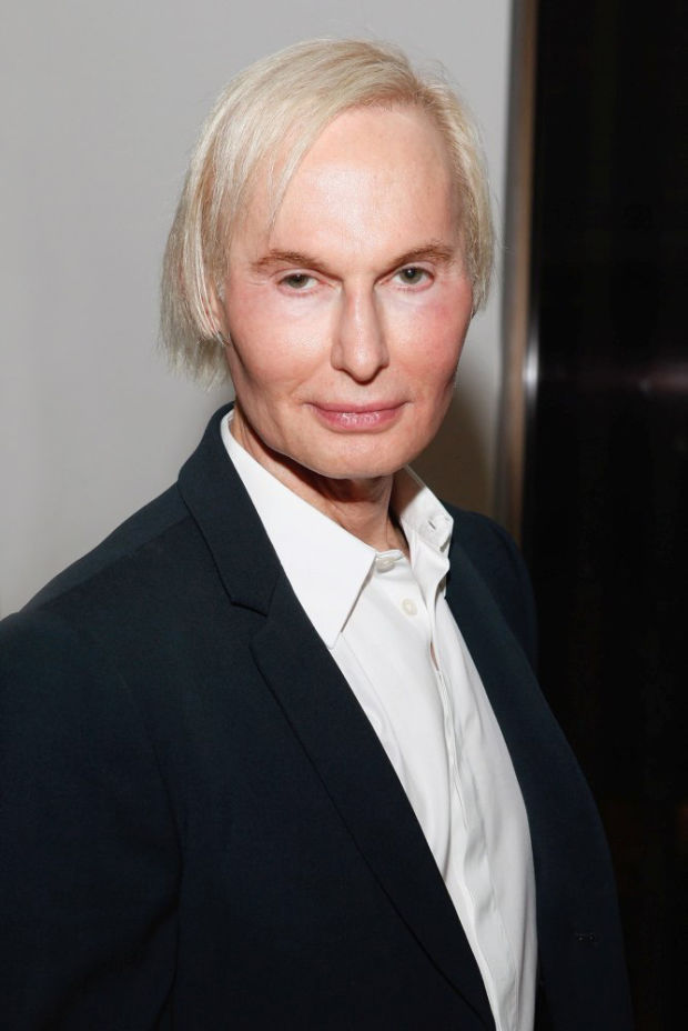 Dr. Fredric Brandt at a 2011 Sirius event.