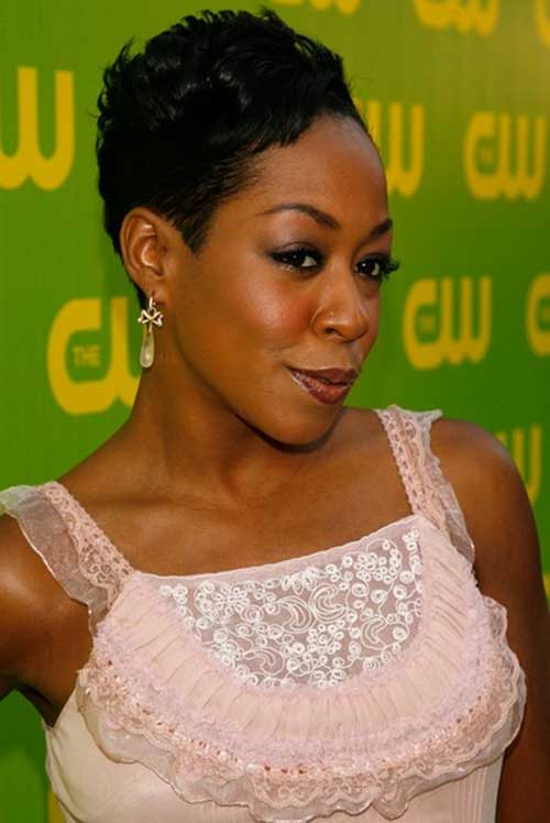 Tichina Arnold Short Hair