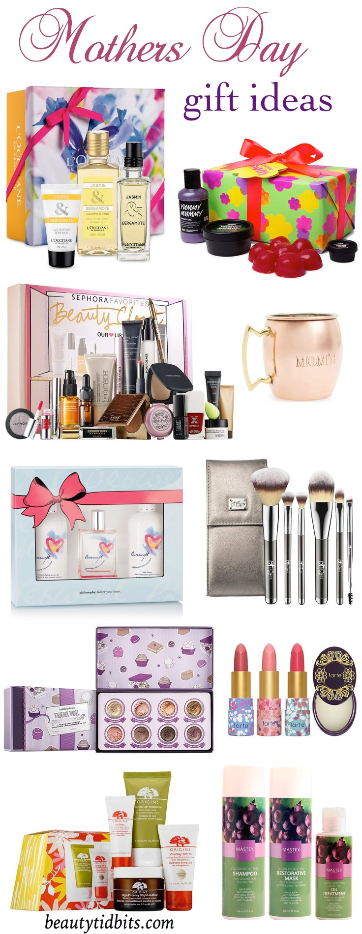 Mother's day Beauty Gifts