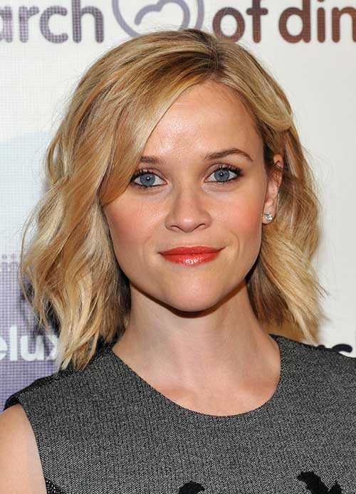 Reese Witherspoon Wavy Hair