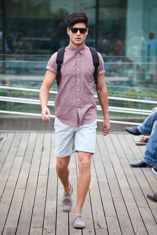 summer travel outfits for men (5)