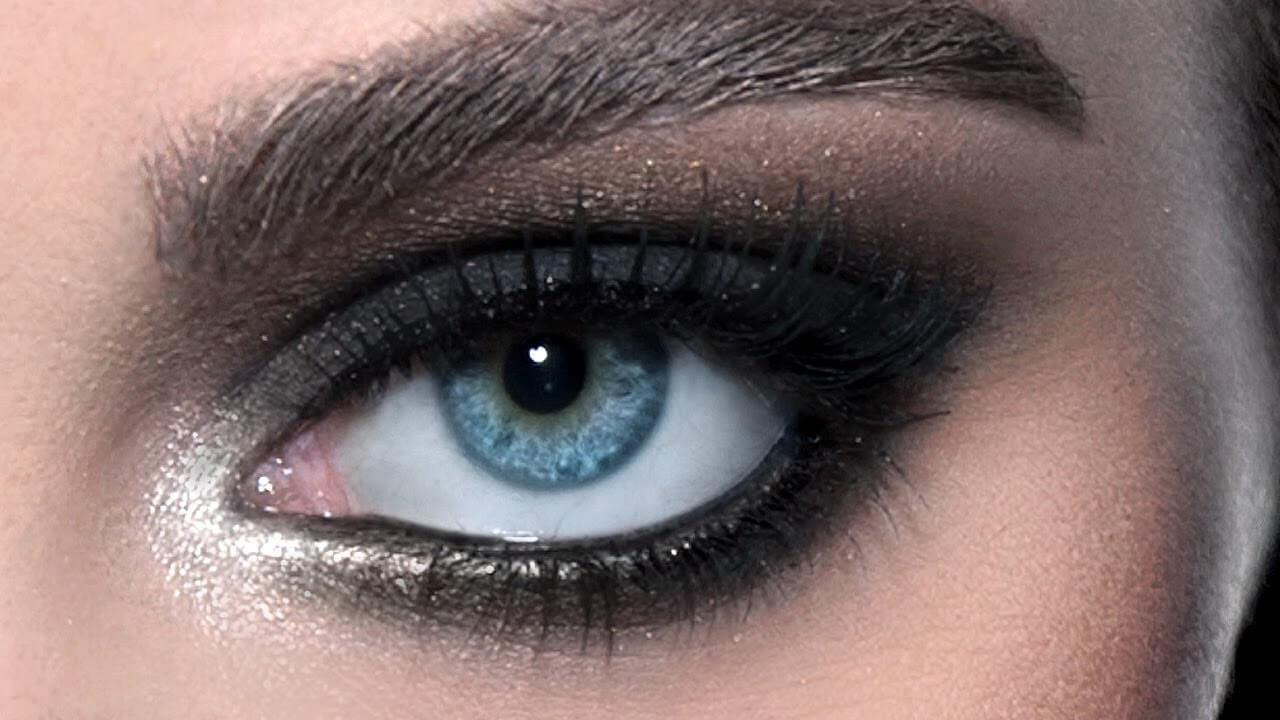 How to create the perfect smokey eye - My Makeup Ideas