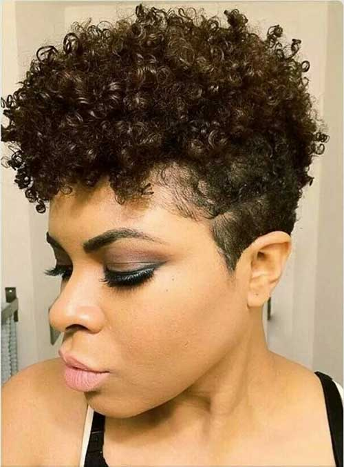 Best Short Natural Hair and Tapered Too