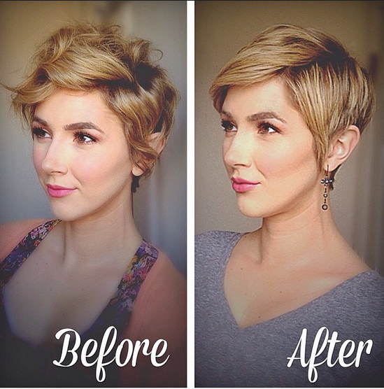 Hottest Simple and Easy Short Hairstyles
