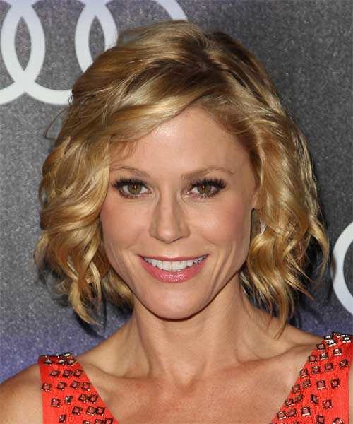 Julie Bowen Curly Hair