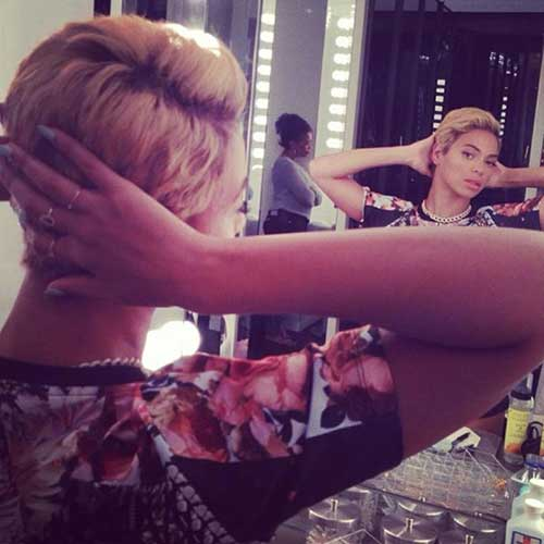 Short Weave Hairstyles for Black Females