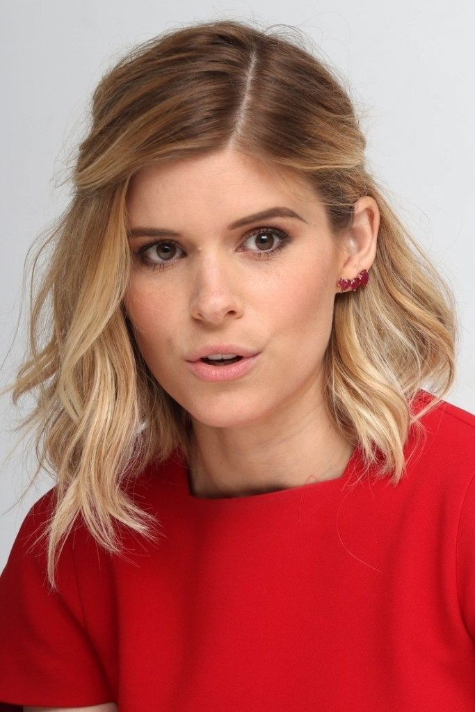 long bob kate mara